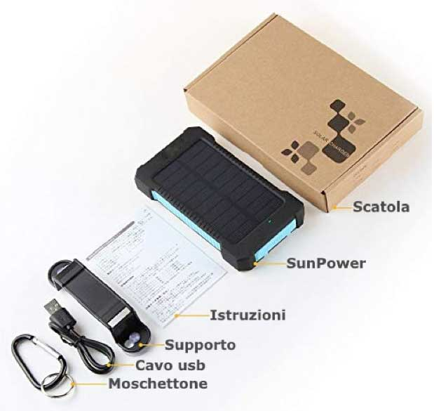 solarcharger opinioni